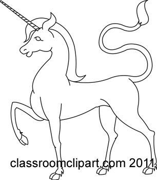 Unicorn  black and white 0 images about clip art on