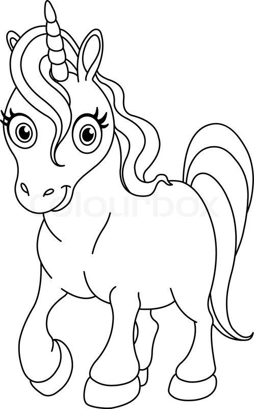 Unicorn  black and white cute unicorn clipart free images