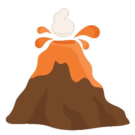Volcano clip art tumundografico 2