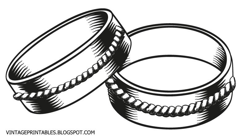 Wedding rings clip art tumundografico 2