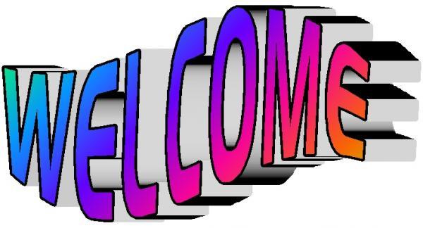 Welcome clip art animation clipartfox