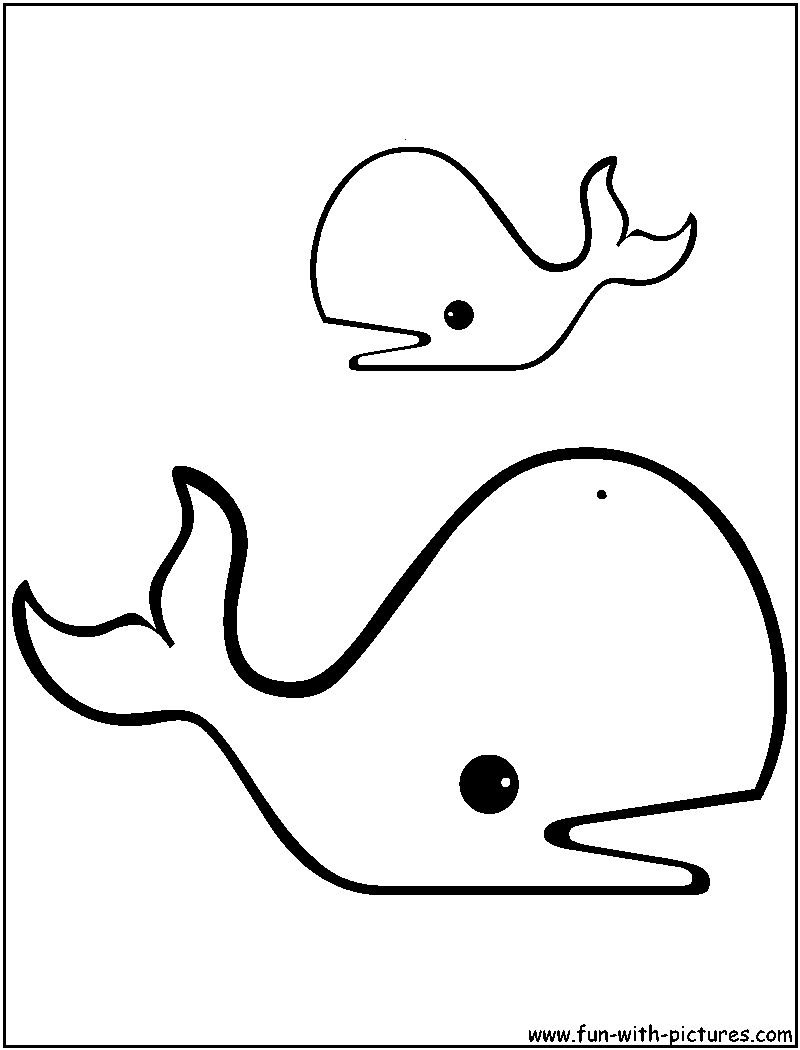 Whale  black and white sperm whale clipart black and white 2