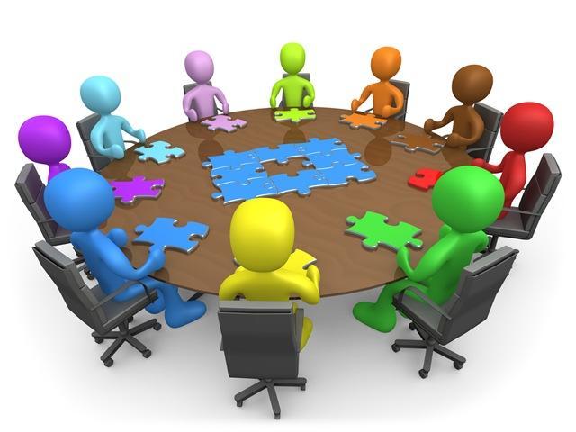 Annual meeting clipart