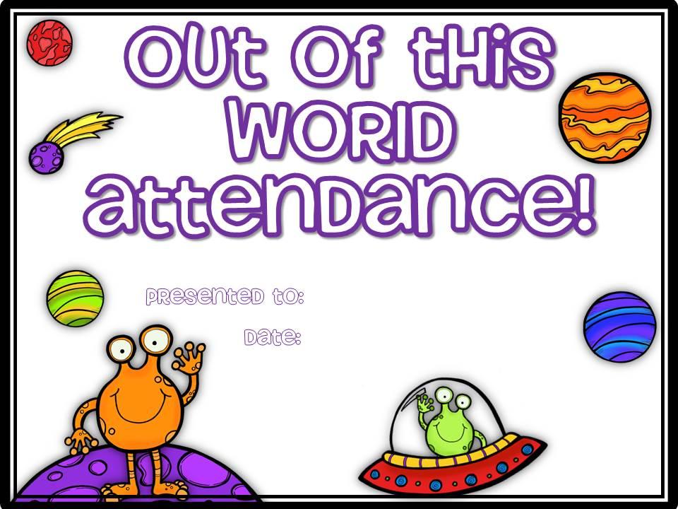 Attendance helper clipart