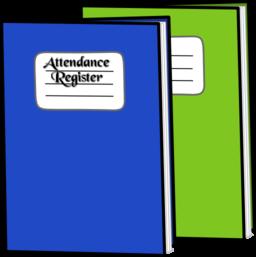 Attendance register clipart clipartfox 2