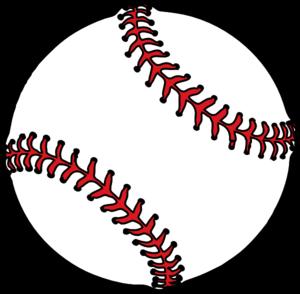 Baseball clip art at clker vector