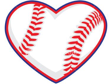 Baseball clip art at vector 2