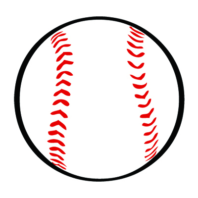 Baseball clip art for kids