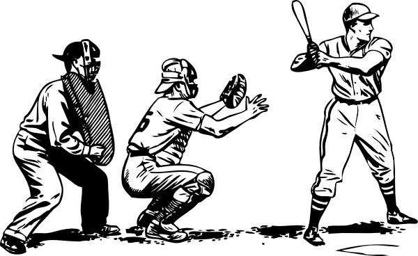 Baseball clip art free clipart 4