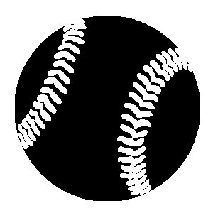 Baseball clip art free printable clipart images 8
