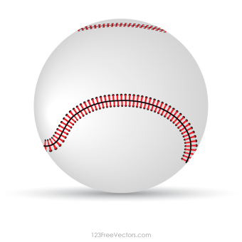 Baseball clipart vectors download free vector art