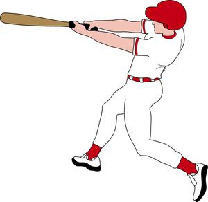 Baseball player free baseball clipart download sports clip