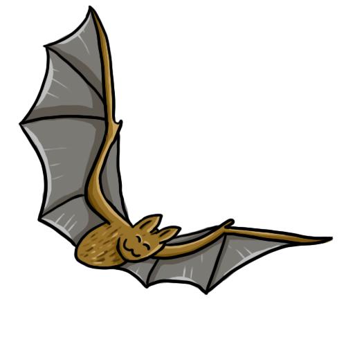 Bat clip art no background free clipart images 5