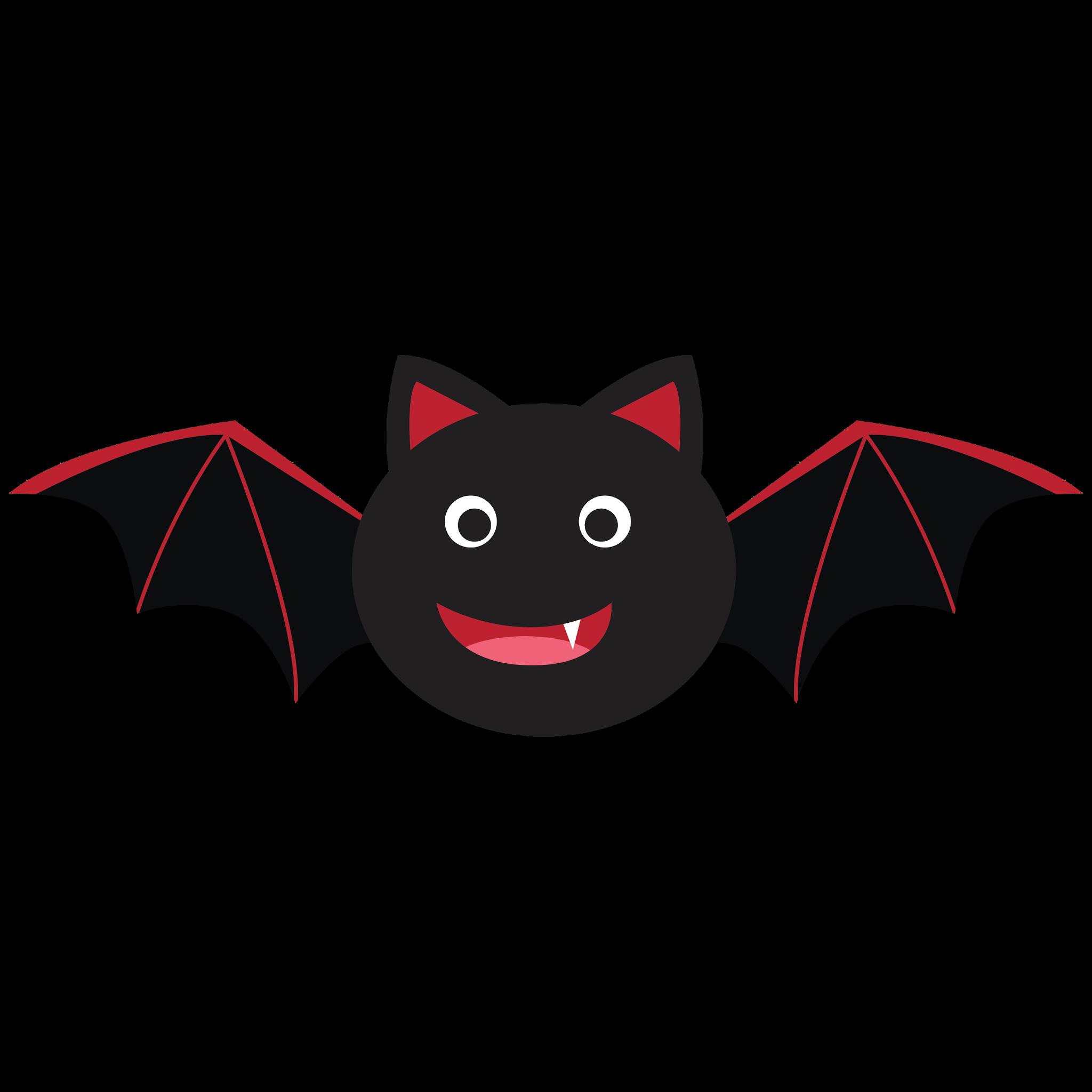 Bat clipart 3