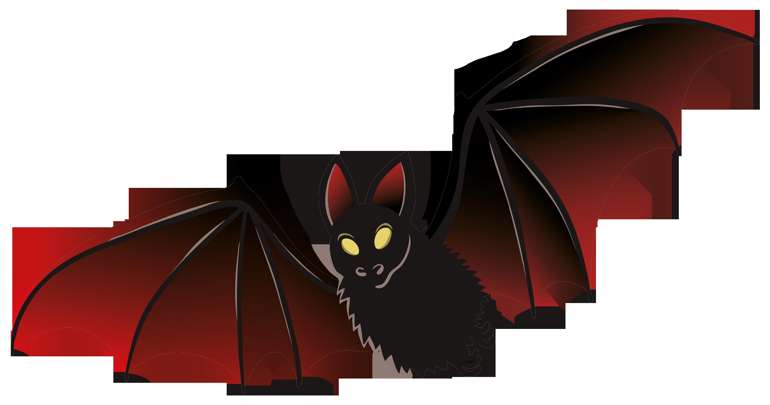 Bat clipart 4
