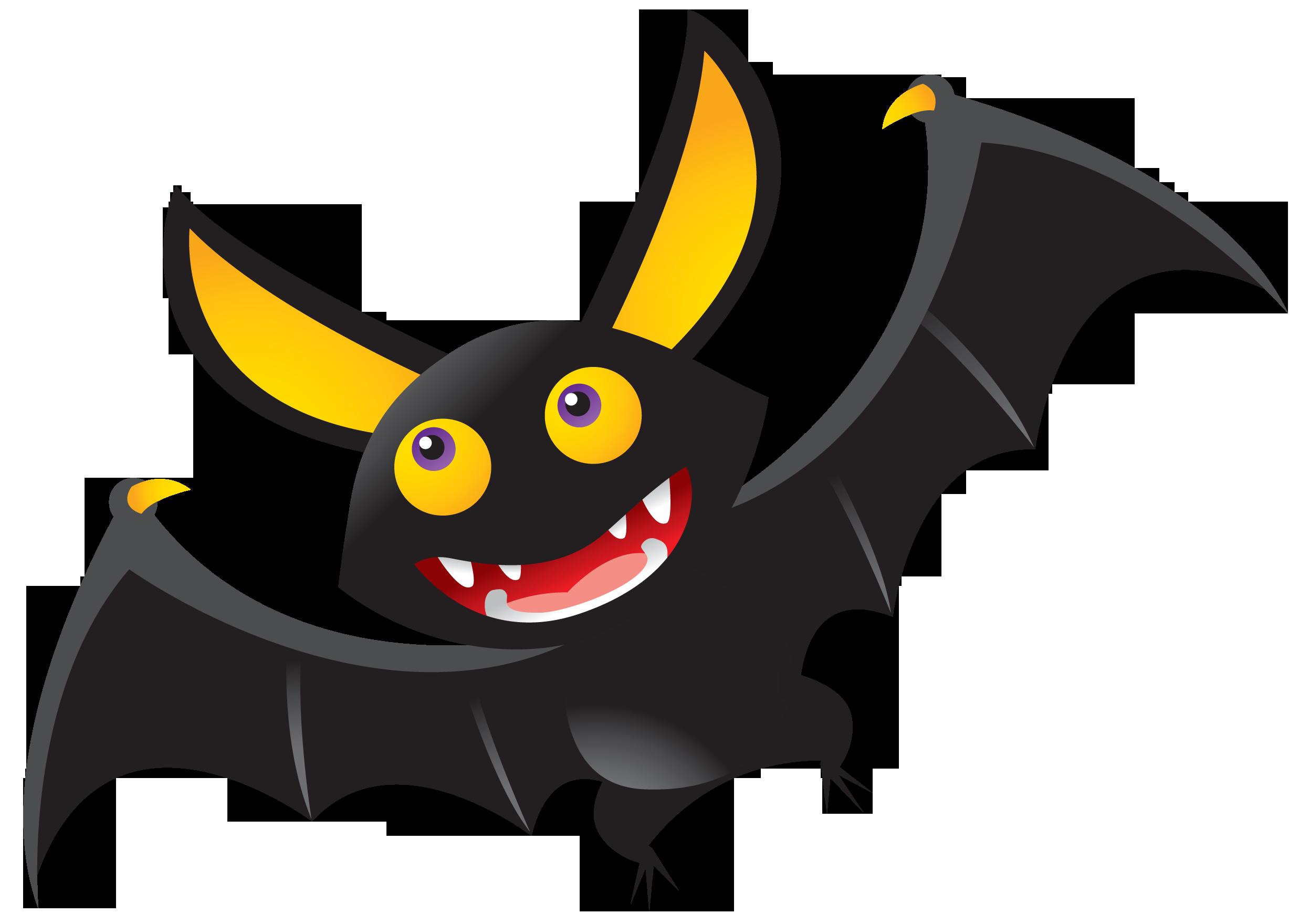 Bat clipart free images 2
