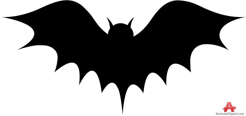 Bat silhouette clip art clipartfox