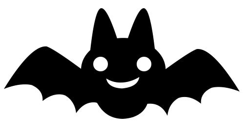 Bats clip art download