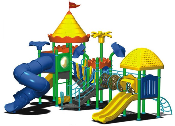 Be safe on playground clipart
