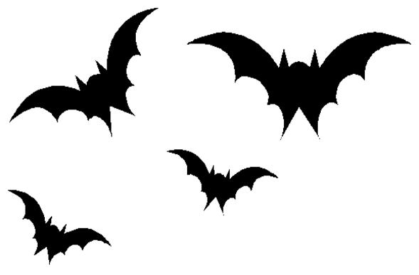 Breaking a bat clipart