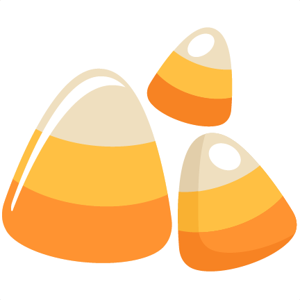 Candy corn clipart 5