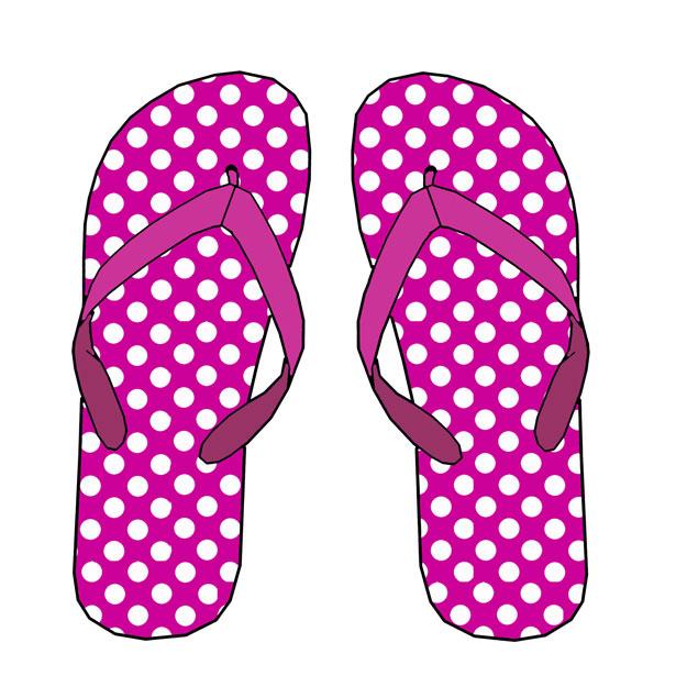 Clip art flip flops 4 flop clipart 8 2 2