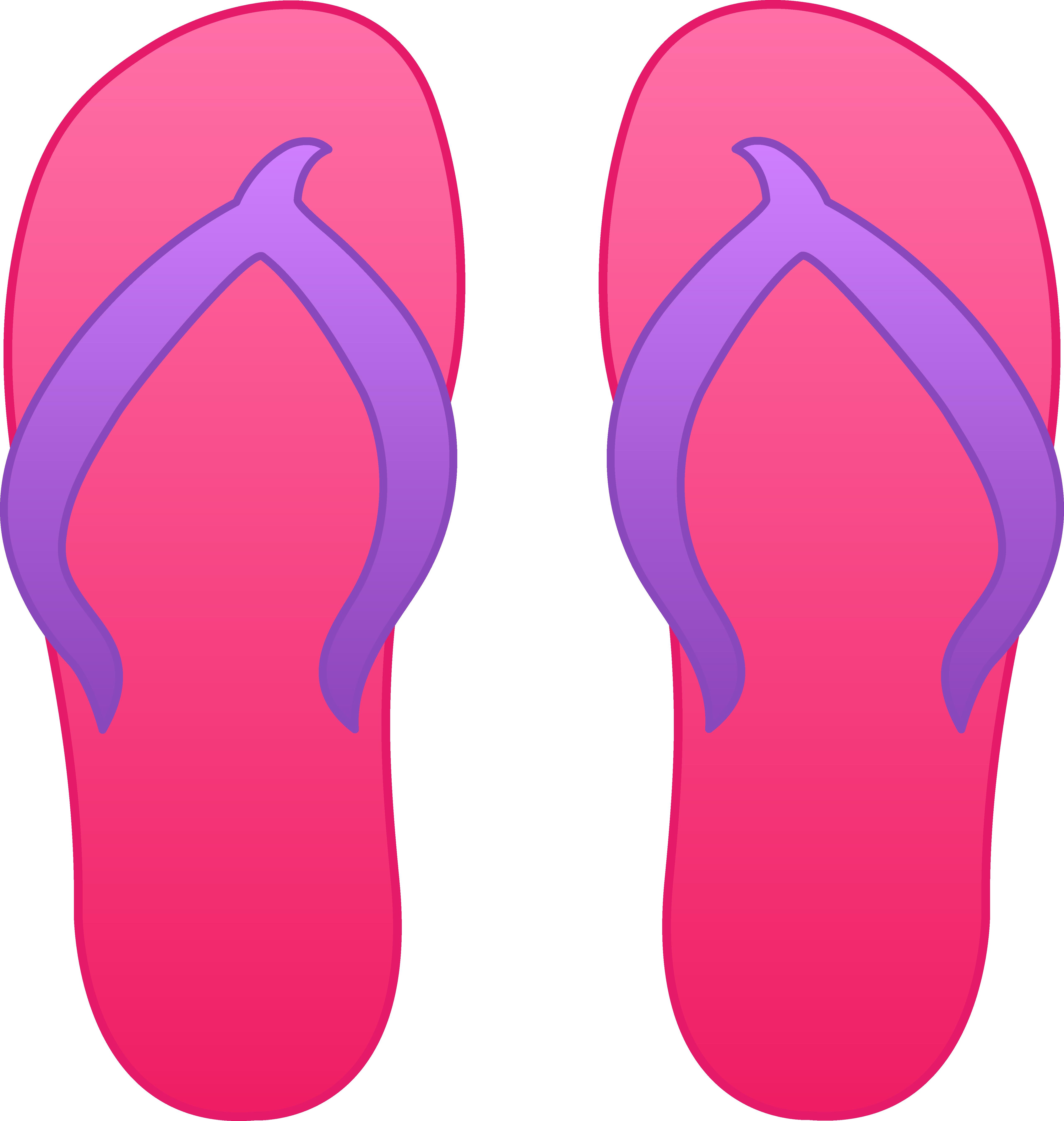 Clip art flip flops 4 flop clipart 8 2