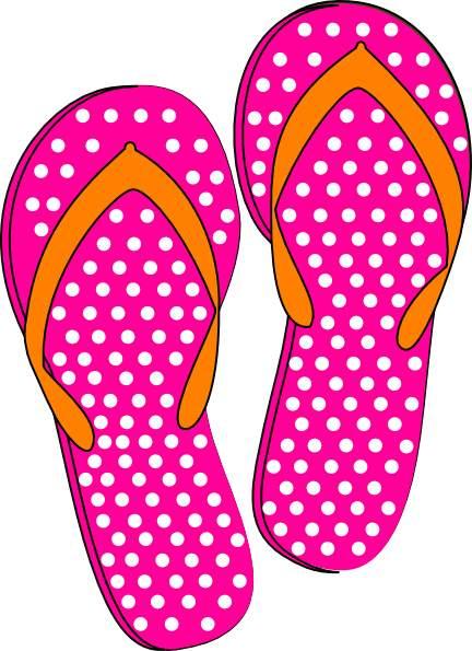 Clip art flip flops 4 flop clipart 8