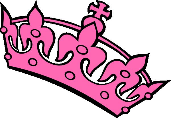 Clip art pink tiara clipart