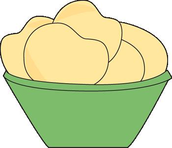Clip art potato chips clipart 2