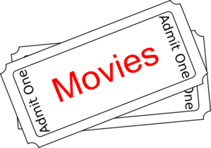 Clip art ticket clipart 4 2