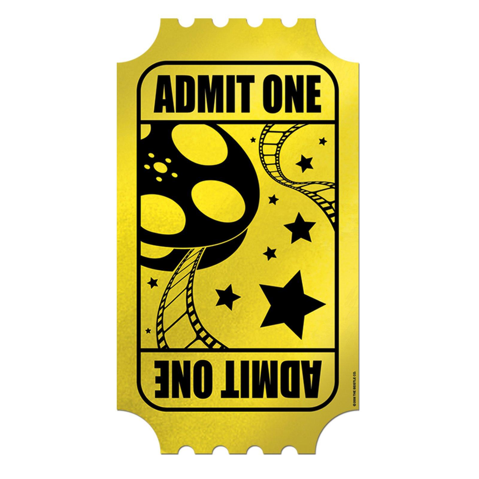 Clip art ticket clipart 4