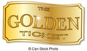 Clip art ticket clipart 5
