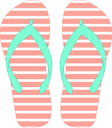 Clipart flip flops on clip art and free 2 2