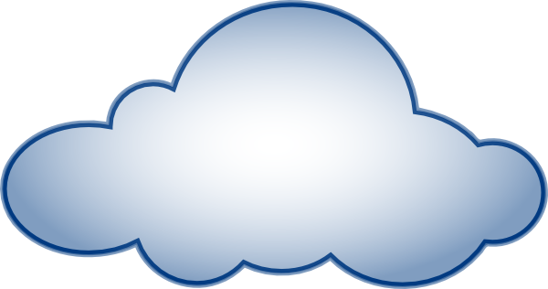 Cloud clip art printable pictures free clipart