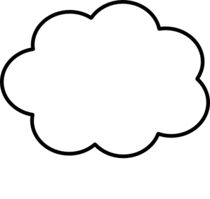 Cloud clipart free images 5