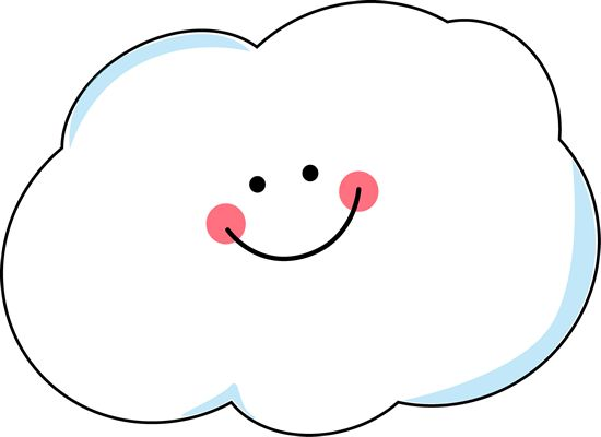 Cloud clipart free images 7