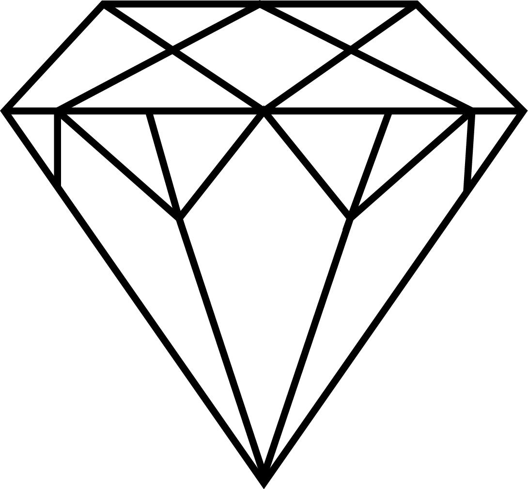 Diamond ring clip art at vector 3