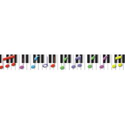 Dominie keys to music border