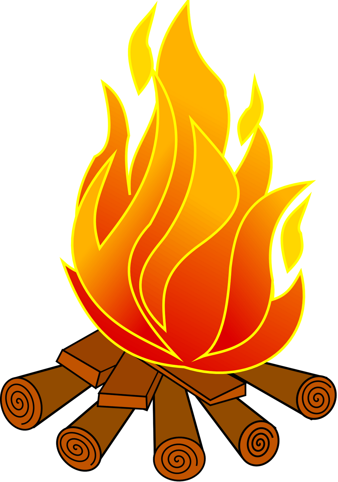 Fire flame cartoon free clipart images 2 – Gclipart.com