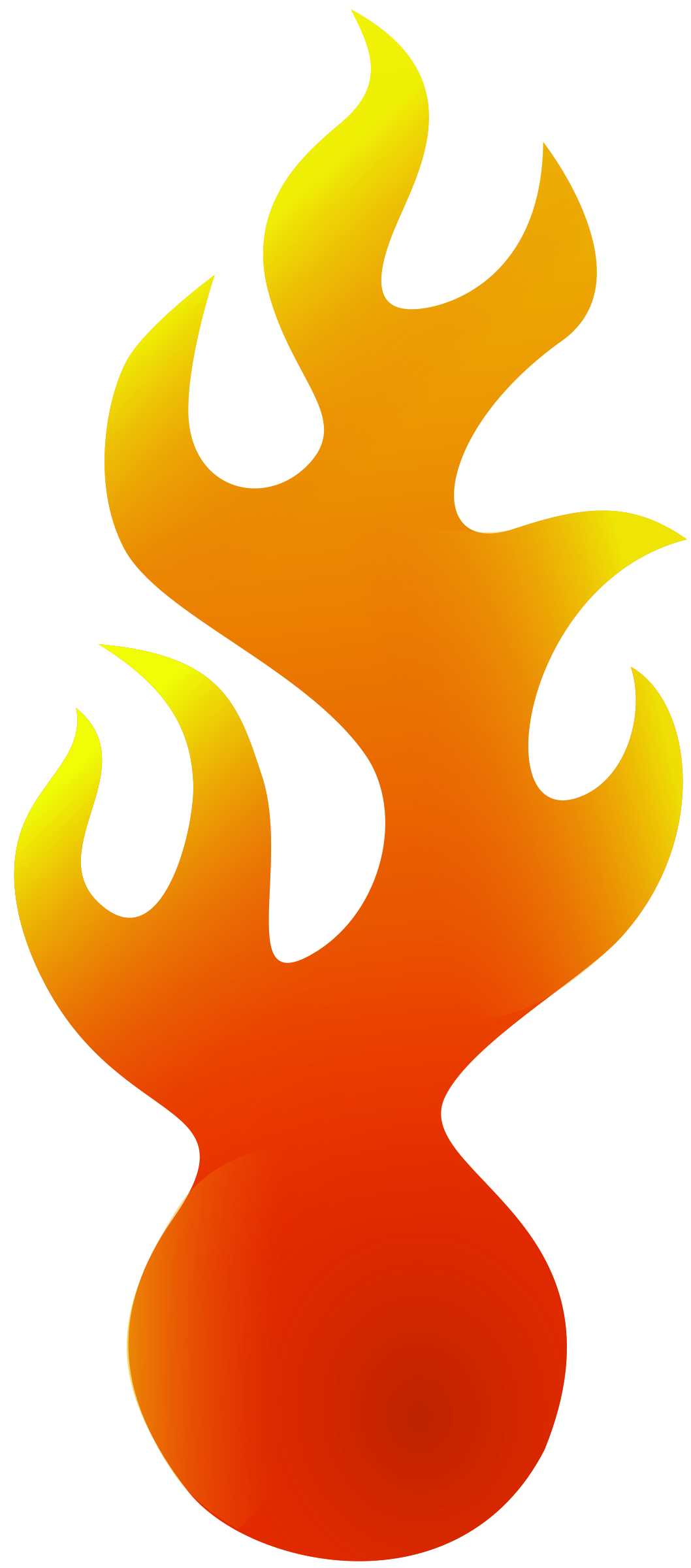 Fire clip art to coloring pages free clipart images