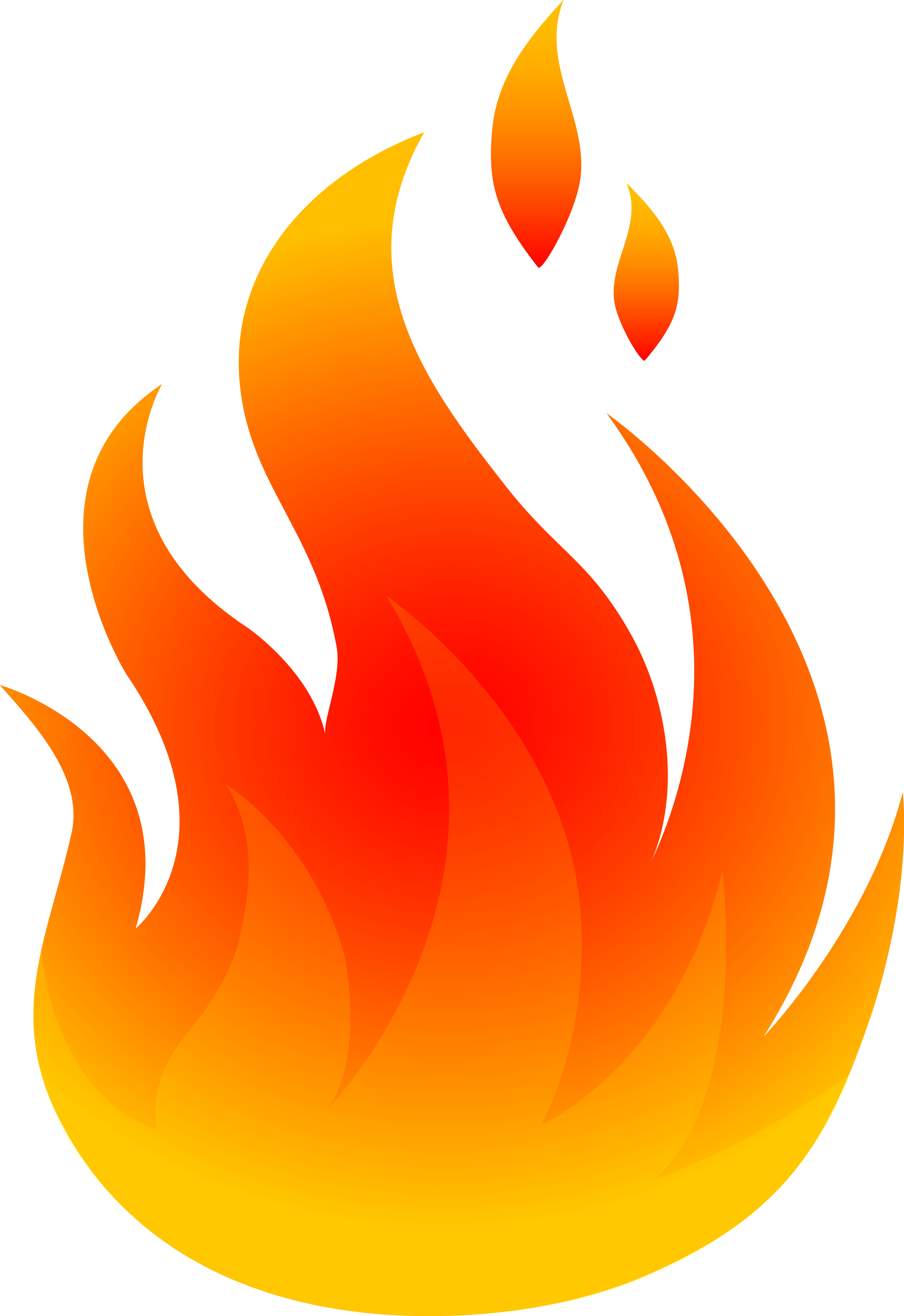 Fire flame cartoon free clipart images 2