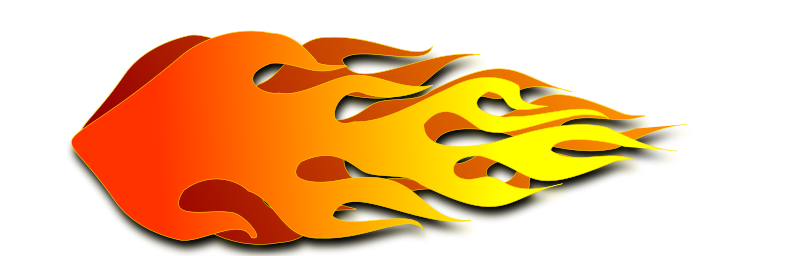 Fire flames clipart free images 7