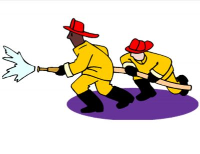 Firefighter clipart clipartaz free collection