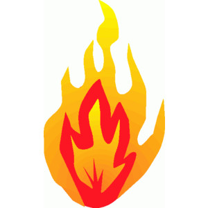 Fireplace fire clipart free images