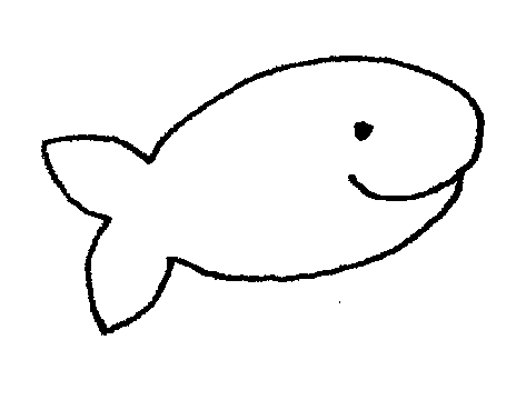 Fish  black and white cute fish clip art black and white free clipart 2