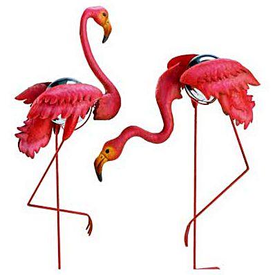 Flamingo christmas clipart 2