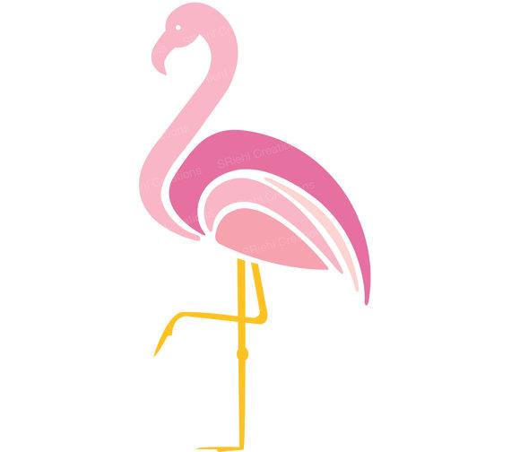 Flamingo clip art free clipart images 2 2