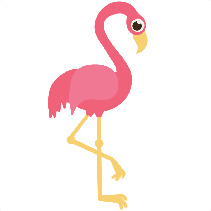 Flamingo clip art free clipart images 3