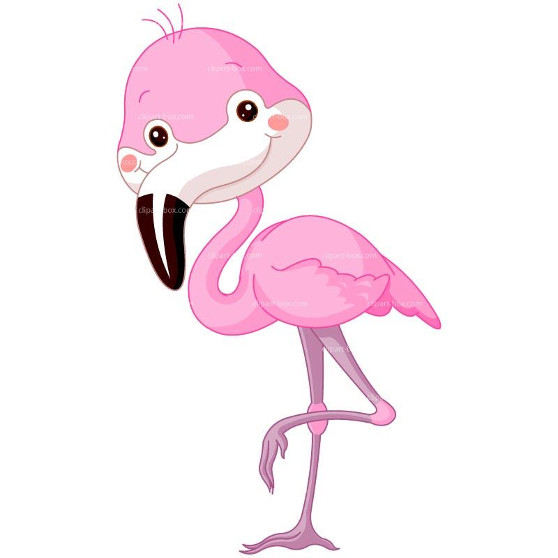 Flamingo clip art free